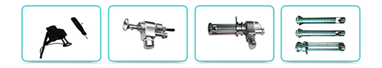 Accessories of co2 laser for gynecology equipments