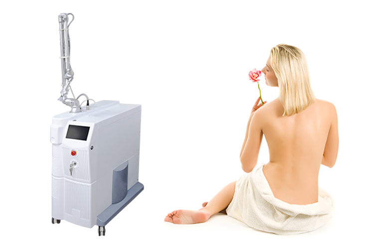 Fractional CO2 laser for Your Professional Treatment